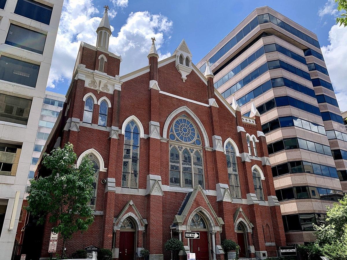 Metropolitan African Methodist Episcopal Church Wikipedia