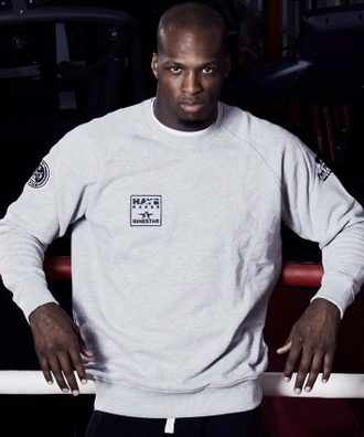 Michael Page (fighter) - Page in 2017