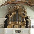 Michelfeld St Johannes Gehäuse 1750 Funtsch.JPG