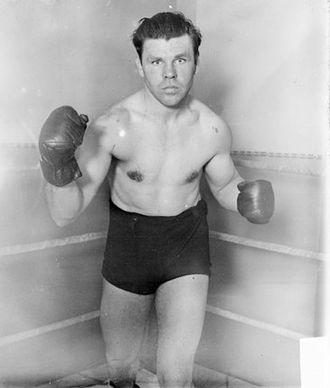 Mickey Walker (boxer) - Image: Mickey Walker portrait LOC