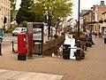 Midsomer Norton, postbox № BA3 264, High Street - geograph.org.uk - 1988313.jpg
