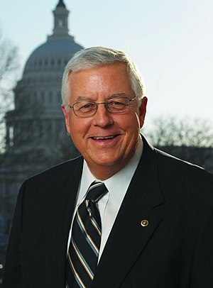 United States congressional delegations from Wyoming - Senator Mike Enzi (R)
