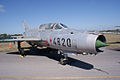Mikoyan-Gurevich MiG-21U Mongol-A RSideFront TICO 13March2010 (14619541303).jpg