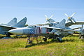 Mikoyan-Gurevich MiG-23 @ Central Air Force Museum.jpg