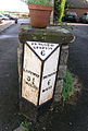 Mile Marker, Llysworney village centre - geograph.org.uk - 288833.jpg