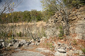 Millstone Bluff - Image: Millstone Bluff 3