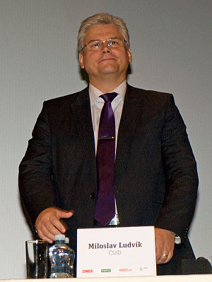 Miloslav Ludvík - Image: Miloslav Ludvík 2014 09 29 3753