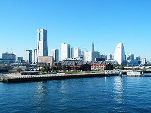 Minato Mirai 21 Mid View.JPG
