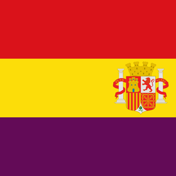 Ministerial Flag of the Spanish Republic