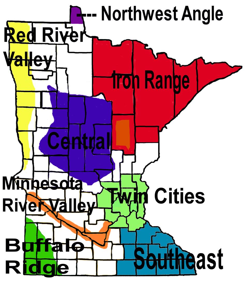 MinnesotaRegions