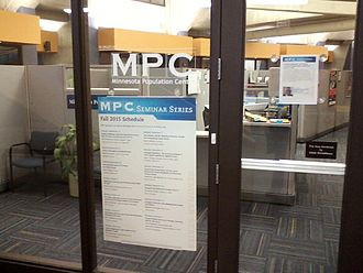 Minnesota Population Center - The Minnesota Population Center on the campus of the University of Minnesota