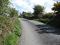 Minor road south to Mynydd Mechell - geograph.org.uk - 1256954.jpg