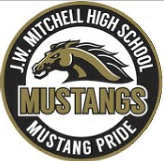 J. W. Mitchell High School Public high school in New Port Richey, Florida, United States