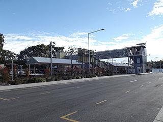 Mitchelton railway station railway station in Brisbane, Queensland, Australia