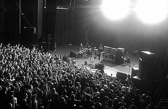 Miyavi - Miyavi on stage in Kentish Town, London, 2011.