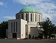 Mohácsi Fogadalmi templom (by Pudelek)