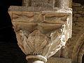 Moissac (82) Abbaye Saint-Pierre Cloître Chapiteau 11.JPG