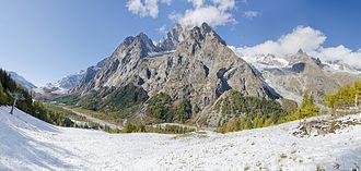 Highest Elevation On Tour Mont Blanc