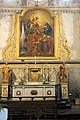 Montreuil (Pas-de-Calais), church Saint-Saulve, altar-1.JPG