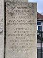 Monument Fusillés - Clamart (FR92) - 2021-01-03 - 4.jpg