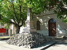 Monumento ai caduti di Tabellano, frazione di Suzzara