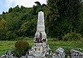 Monumento al primo caduto della Prima guerra mondiale 1915 1918 KOLOVRAT - Passo Solarie, Comune di Drenchia Province Udine (IT).jpg