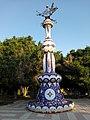 Monumento en el Rincón del Hornillo (Playa del Hornillo), del artista Juan Martínez Asensio, conocido como El Casuco. 01.jpg