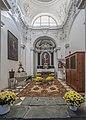 Moosburg Tigring Pfarrkirche hl Egyd Antoniuskapelle Innen-Ansicht 31102016 5315.jpg