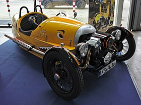 Image illustrative de l'article Morgan 3-Wheeler