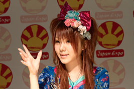 Morning Musume 20100703 Japan Expo 41.jpg