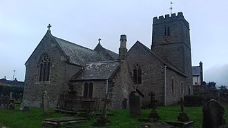 Mortehoe - St Mary's Church, Mortehoe