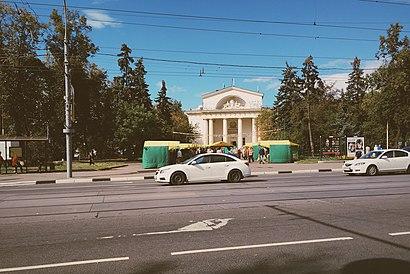 Как доехать до Измайловская Площадь на общественном транспорте