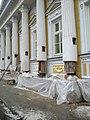 Moscow, Spasopeskovskaya Square 8 - reconstruction (2016) by shakko 02.jpg