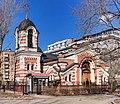 Moscow KutuzovskayaIzba Chapel 4900.jpg