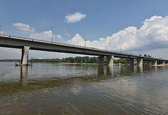 Łazienkowski Bridge - Łazienkowski Bridge (2016)