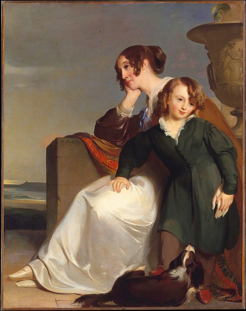 Мать и сын MET DT11612.jpg