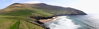Mount Eagle (Ireland) - Image: Mount Eagle Dingle Peninsula