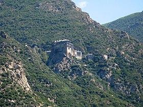 Mount Athos by cod gabriel 13.jpg