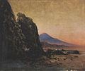 Mount Fuji seen from Tago by Takahashi Yuichi (Kotohira-gu).jpg