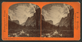 Mount Watkins and Mirror Lake, Canyon cloud effect, Yo Semite Valley, Cal, by Reilly, John James, 1839-1894.png
