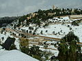 Mount Zion Hotel View in the Snow 02.jpg
