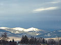 Mountains with snow in Missoula, Montana.jpg