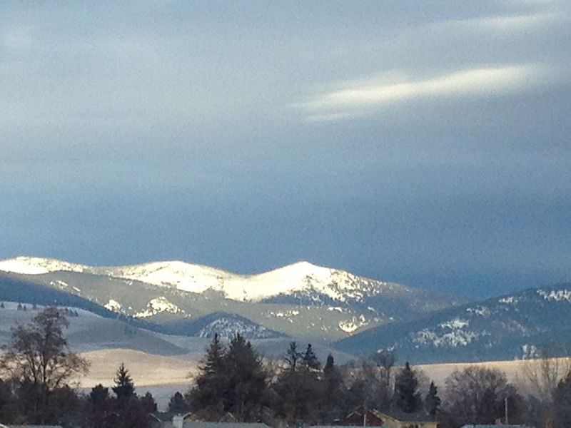 File:Mountains with snow in Missoula, Montana.jpg