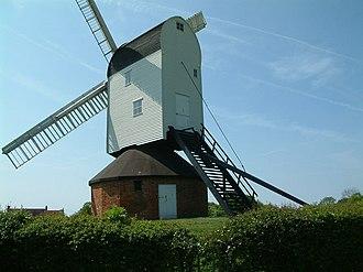 Mountnessing - Image: Mountnessing windmill