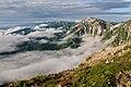 Mt.Hakuba-Yarigatake from Mt.Korenge 01.jpg