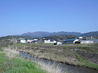 Yamata no Orochi - According to the Kojiki, Susanoo descended to the headwaters of the Hii River at Mount Sentsū, Okuizumo, Shimane Prefecture. Some mythologists associate the meandering rivers and tributaries, including the Hino, Hii, and Gōnokawa, with Yamata no Orochi.