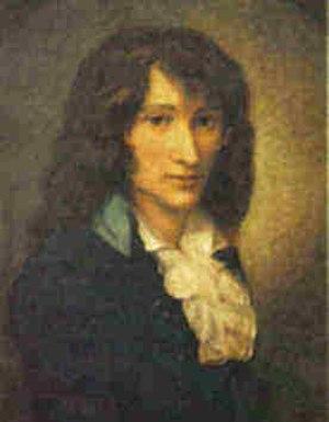 Johann Gottfried Müthel - Johann Gottfried Müthel.