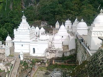 Muktagiri - Muktagiri Jain temples