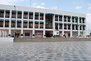 Tuxtla Gutiérrez - Palacio Municipal de Tuxtla (Tuxtla City Hall)