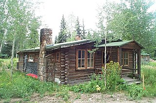 Murie Ranch Historic District